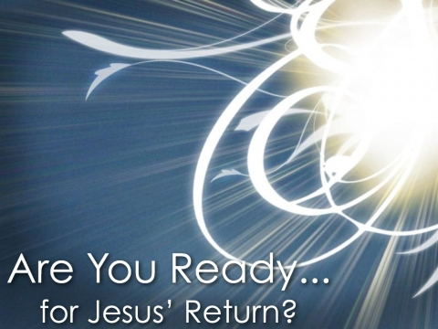 Image result for prepare for Jesus return
